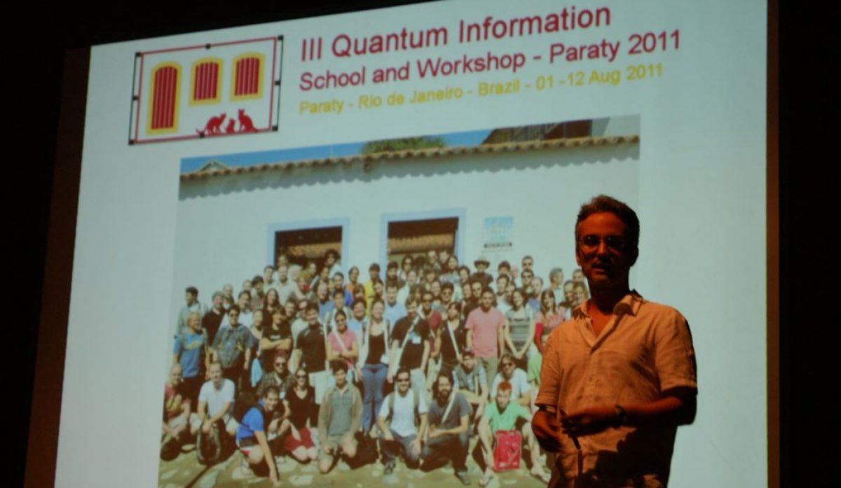 VII Paraty Quantum Information  School and Workshop
